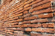 Free Old Brick Wall Stock Images - 19924064