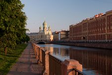 Piously-Isidorovsky Church Stock Photos