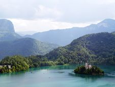 Free Lake Of Bled Stock Photography - 19925592