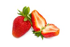 Free Fresh Red Strawberry Stock Photos - 19925833