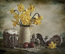 Free Easter Still Life Stock Photo - 19926260