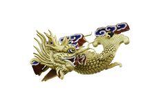 Free Golden Fish Dragon Stock Photo - 19927100