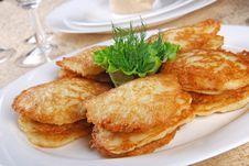 Free Pancakes Royalty Free Stock Photo - 19927745
