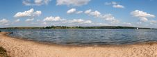 Free Lake Panorama Royalty Free Stock Photos - 19928188