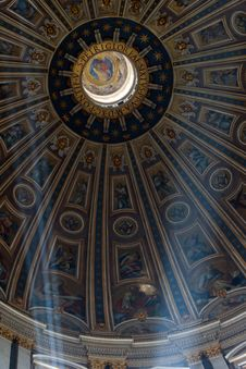 Free Saint Peter S Basilica Royalty Free Stock Image - 19928946