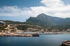 Free Port De Soller Mallorca Stock Photos - 19929073