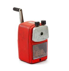 Free Mechanical Sharpener Stock Photos - 19929453
