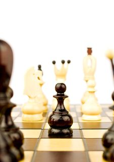 Free Chess Piece Stock Photos - 19929533