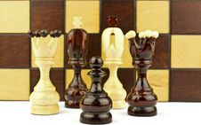 Free Chess Piece Royalty Free Stock Photo - 19929595