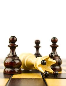 Chess Piece Stock Images