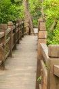 Free Wooden Bridge Royalty Free Stock Photos - 19934208