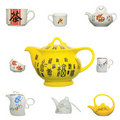 Free Chinese Ceramics Product Icon Stock Images - 19935314