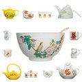 Free Chinese Ceramics Product Icon Stock Photo - 19935450