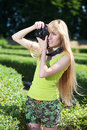 Free Photographer In Park Royalty Free Stock Image - 19935736
