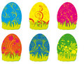 Free Eastern Rabbit Searching Eggs Color Stock Photography - 19935832