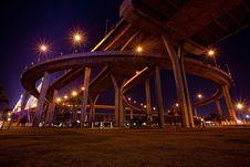Free Bhumibol Bridge Stock Photos - 19930613