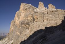Free The Dolomites Royalty Free Stock Photography - 19930647