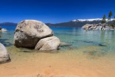 Free Lake Tahoe Stock Image - 19931331