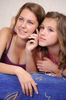 Mobile Phones Stock Photos