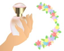Free Perfume Scent Royalty Free Stock Photos - 19931938