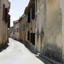 Free French Village, Provence France Royalty Free Stock Photos - 19932878