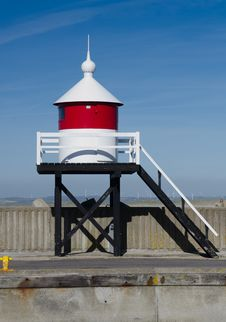 Free Small Lighthouse Royalty Free Stock Photo - 19933215