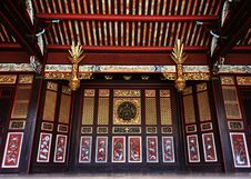 Free Chinese Temple, Pulau Pinang Royalty Free Stock Photos - 19933358