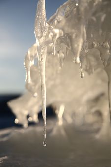 Free Ice Formation Royalty Free Stock Photography - 19933527