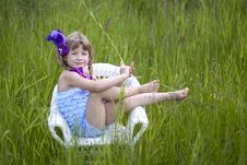 Free Little Flapper Royalty Free Stock Photography - 19933757