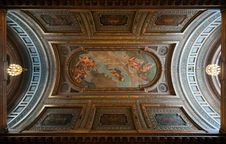 New York City Library Royalty Free Stock Images