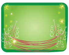 Free Christmas Card Gift Background Vector Illustration Royalty Free Stock Images - 19935089