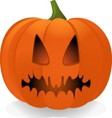 Free Halloween Pumpkin Royalty Free Stock Image - 19935426