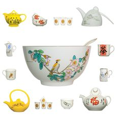 Free Chinese Ceramics Product Icon Stock Photo - 19935450