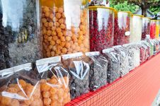 Free Dried Fruits Stock Photo - 19935590