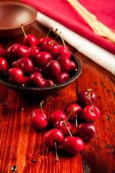 Free Cherries Royalty Free Stock Images - 19935849