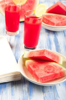 Watermelon Overload Stock Images