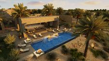 Free Arabian Villa Royalty Free Stock Images - 19936139