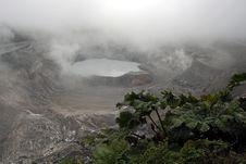 Free Volcano Poas Stock Photos - 19936633