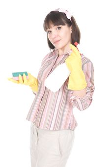 Free Housework Royalty Free Stock Images - 19937229