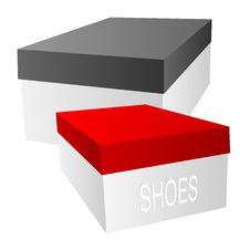 Free Shoeboxes. Stock Photos - 19948823