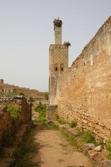 Free Oudaya Morocco Royalty Free Stock Images - 19948889