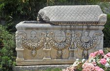 Free Tombs From Ephesus Royalty Free Stock Photos - 19949358