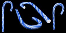 Free Candy Cane Selection 2 Stock Images - 19949404