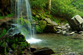 Free Base Of A Waterfall Stock Photo - 19952580