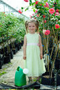 Free Little Gardener Royalty Free Stock Image - 19956966