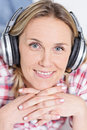 Free Headphones Time Royalty Free Stock Photo - 19957325