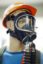 Free Mannequin With Protective Gear Royalty Free Stock Image - 19958326