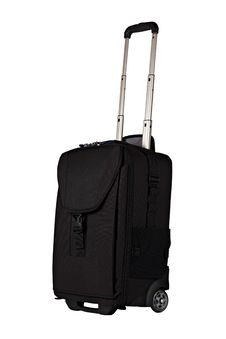 Free Black Carry-on Luggage Royalty Free Stock Photo - 19951545