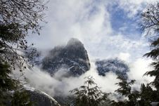 Free Yosemite Valley Storm Stock Images - 19952174