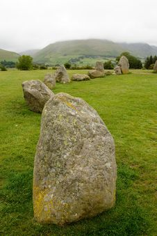 Free Castlerigg Stone Circle Stock Photo - 19952380